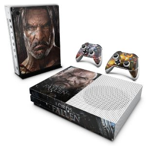 Xbox One Slim Skin - Lords of the Fallen
