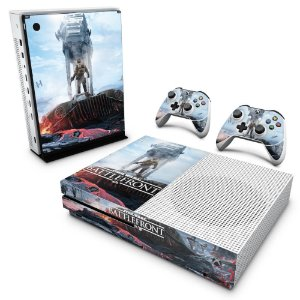 Xbox One Slim Skin - Star Wars - Battlefront