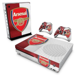 Xbox One Slim Skin - Arsenal Football Club