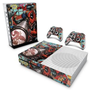 Xbox One Slim Skin - Deadpool