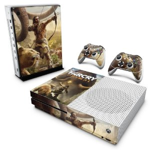 Xbox One Slim Skin - Far Cry Primal