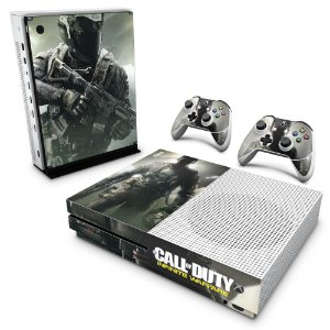 Xbox One Slim Skin - Call of Duty: Infinite Warfare