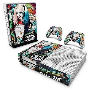 Xbox One Slim Skin - Esquadrão Suicida #A