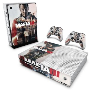 Xbox One Slim Skin - Mafia 3