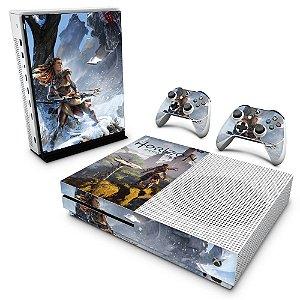 Xbox One Slim Skin - Horizon Zero Dawn