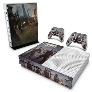 Xbox One Slim Skin - Hunt: Horrors of the Gilded Age