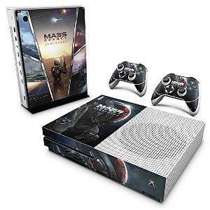 Xbox One Slim Skin - Mass Effect: Andromeda