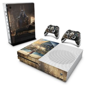 Xbox One Slim Skin - Assassin's Creed: Origins