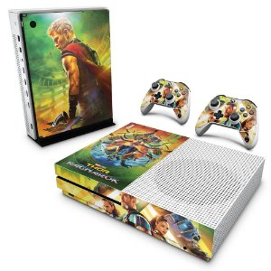 Xbox One Slim Skin - Thor Ragnarok