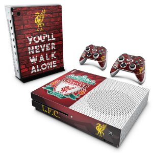 Xbox One Slim Skin - Liverpool