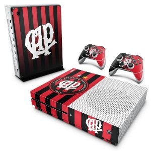 Xbox One Slim Skin - Atlético Paranaense CAP