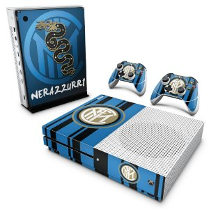 Xbox One Slim Skin - Inter De Milao FC