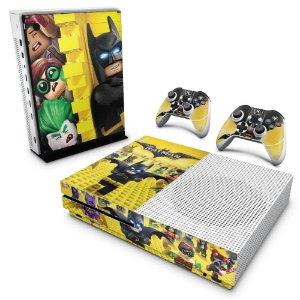 Xbox One Slim Skin - Lego Batman