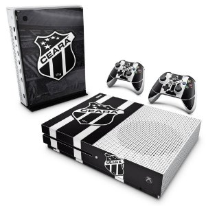 Xbox One Slim Skin - Ceará Sporting Club