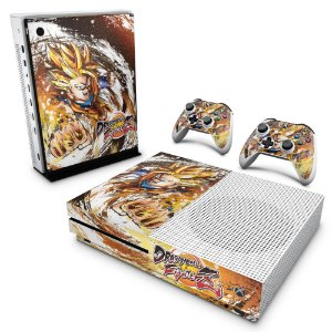 Xbox One Slim Skin - Dragon Ball FighterZ