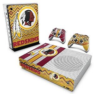 Xbox One Slim Skin - Washington Redskins NFL