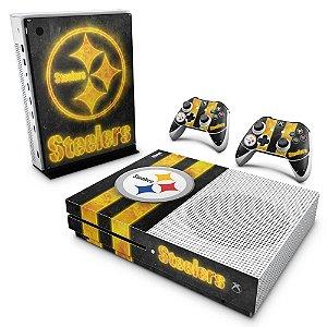 Xbox One Slim Skin - Pittsburgh Steelers - NFL