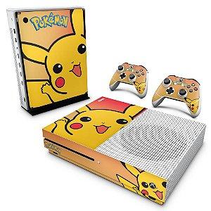Xbox One Slim Skin - Pokemon Pikachu