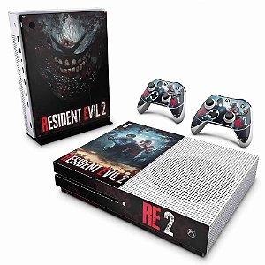 Xbox One Slim Skin - Resident Evil 2 Remake