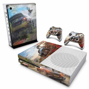 Xbox One Slim Skin - Forza Horizon 4