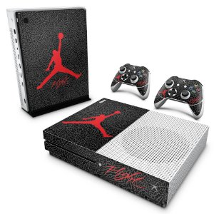 Xbox One Slim Skin - Air Jordan Flight