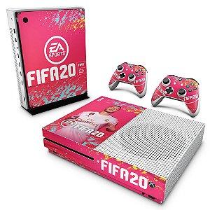 Xbox One Slim Skin - FIFA 20
