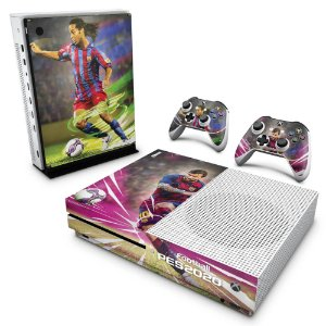 Xbox One Slim Skin - PES 2020
