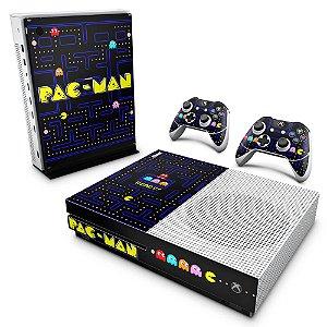 Xbox One Slim Skin - Pac Man