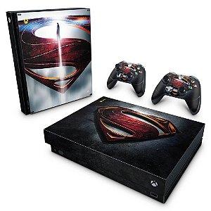 Xbox One X Skin - Superman - Super Homem