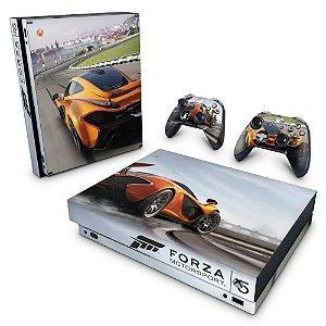 Xbox One X Skin - Forza Motor Sport