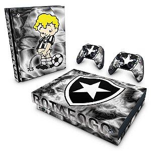 Xbox One X Skin - Botafogo