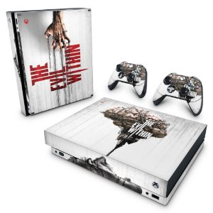 Xbox One X Skin - The Evil Within