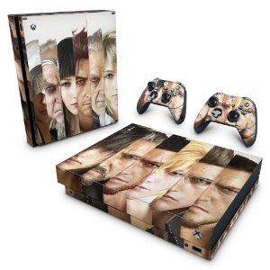 Xbox One X Skin - Final Fantasy XV #A