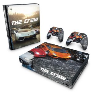 Xbox One X Skin - The Crew