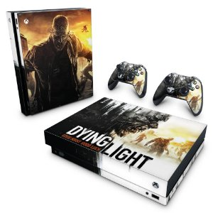 Xbox One X Skin - Dying Light