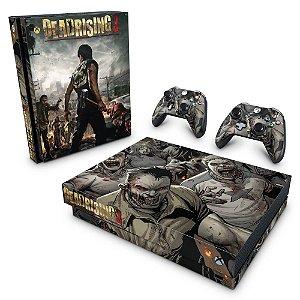Xbox One X Skin - Dead Rising 3