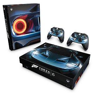 Xbox One X Skin - Forza Motor Sport 6