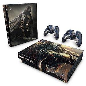 Xbox One X Skin - Dark Souls II