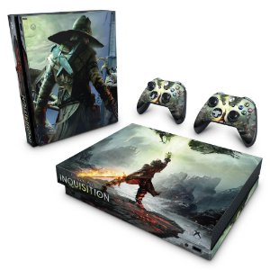 Xbox One X Skin - Dragon Age Inquisition
