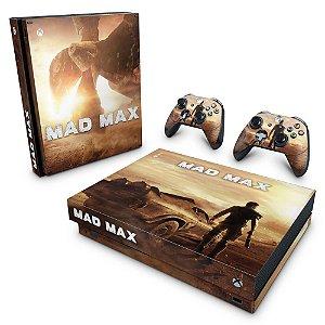 Xbox One X Skin - Mad Max