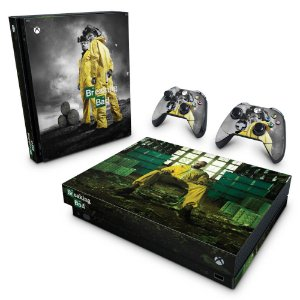 Xbox One X Skin - Breaking Bad