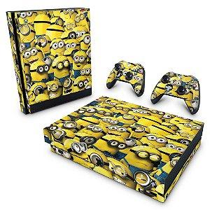 Xbox One X Skin - Minions