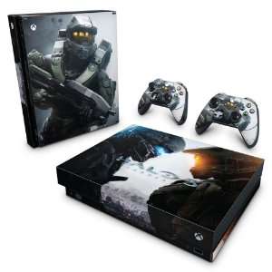 Xbox One X Skin - Halo 5: Guardians #B