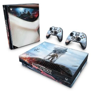 Xbox One X Skin - Star Wars - Battlefront