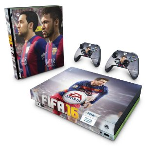 Xbox One X Skin - FIFA 16