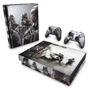 Xbox One X Skin - Tom Clancy's Rainbow Six Siege