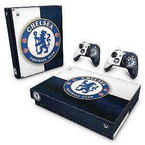 Xbox One X Skin - Chelsea