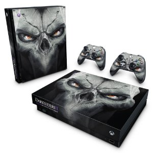 Xbox One X Skin - Darksiders 2 Deathinitive Edition
