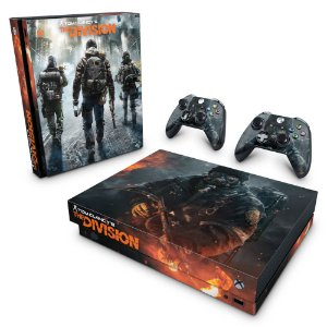 Xbox One X Skin - Tom Clancy's The Division