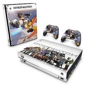 Xbox One X Skin - Overwatch
